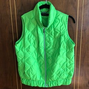 Polo Puffer Vest